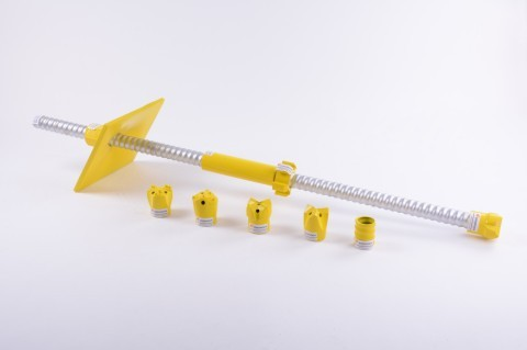 Duplex Coating Rock Bolt
