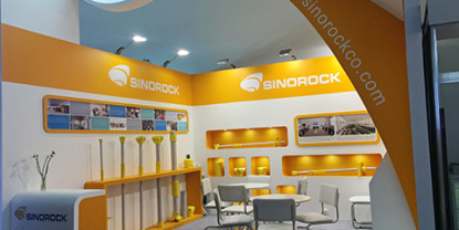 Sinorock is participating in Bauma 2016 Now