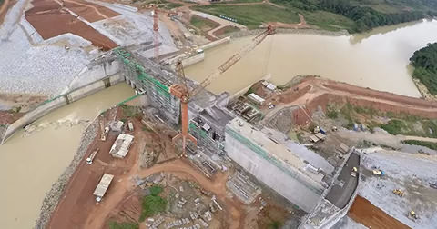 Power Demand And Hydropower Stations in Cameroon